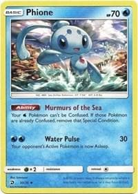 Phione (30) [Dragon Majesty] - Poke-Collect