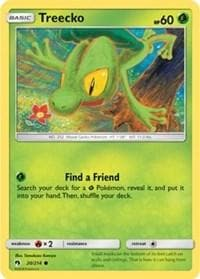 Treecko (20) [SM - Lost Thunder] - Poke-Collect