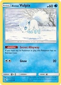 Alolan Vulpix (53) [SM - Lost Thunder] - Poke-Collect