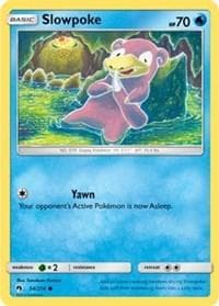 Slowpoke (54) [SM - Lost Thunder] - Poke-Collect
