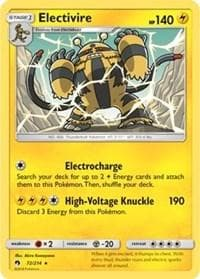 Electivire (72) [SM - Lost Thunder] - Poke-Collect