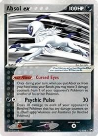 Absol ex (92) [Power Keepers] - Poke-Collect