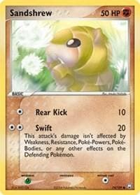 Sandshrew [Team Rocket Returns]