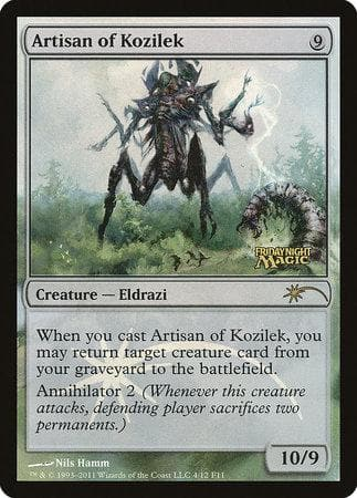 Artisan of Kozilek [Friday Night Magic 2011] - Poke-Collect