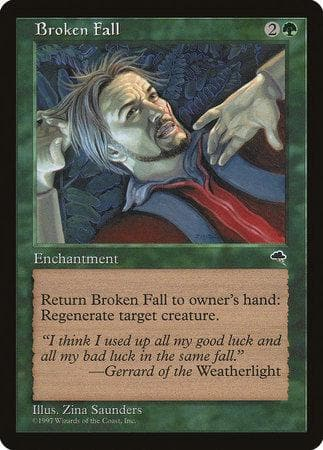 Broken Fall [Tempest] - Poke-Collect