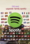 Spotify Premium Family Annual