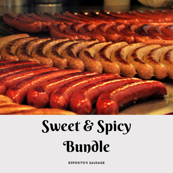 Sweet and Spicy Bundle