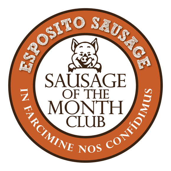 Sausage of the Month Club