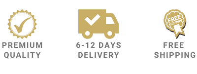 6-12 days delivery