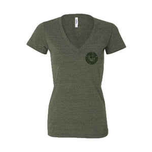 SCM Strong Women's V-Neck T-Shirt