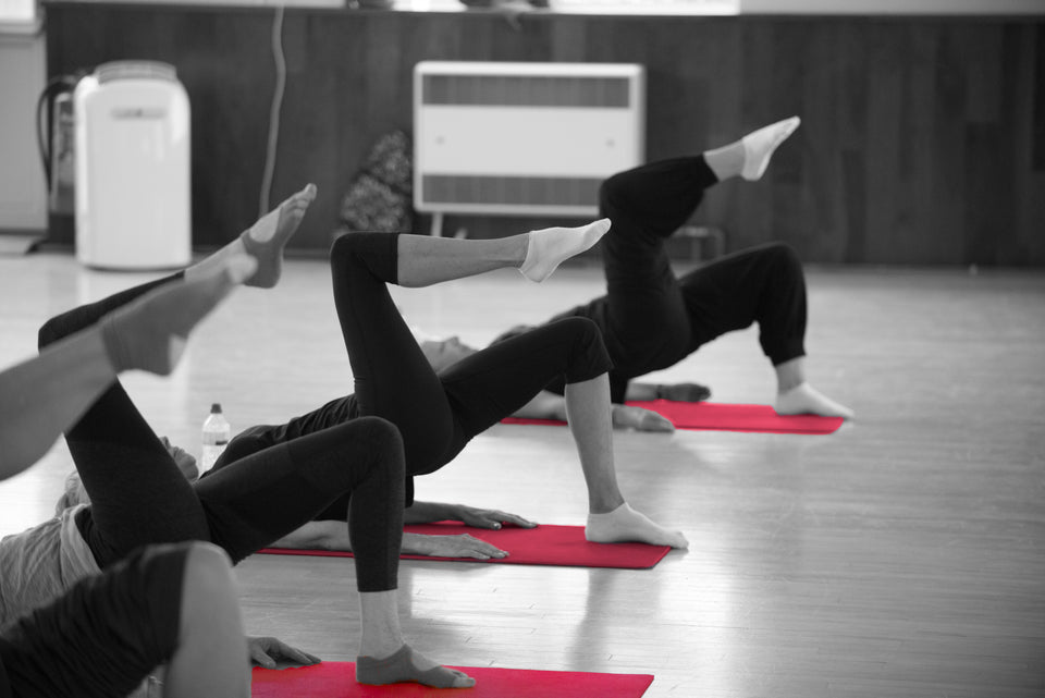 Pilates class for beginners and experienced at ACS Dance Centre