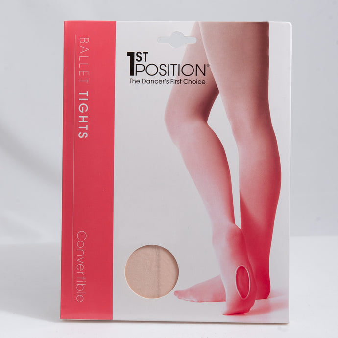 1st Position Convertible Ballet Tights