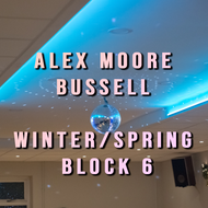 B6WS TBC 27th April -Alex Moore/ Bussell