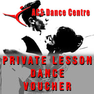 Private lesson Voucher