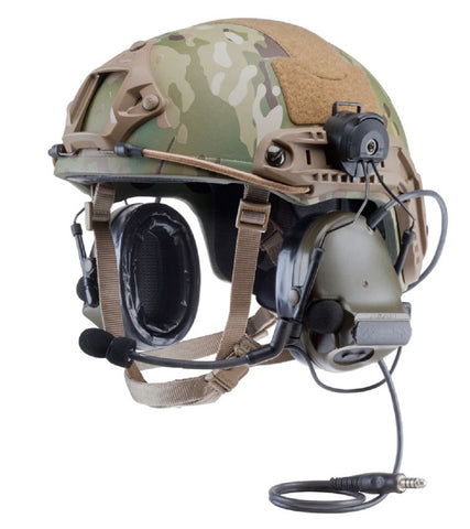 3M Peltor Comtac XPI Headset with Helmet Attachment