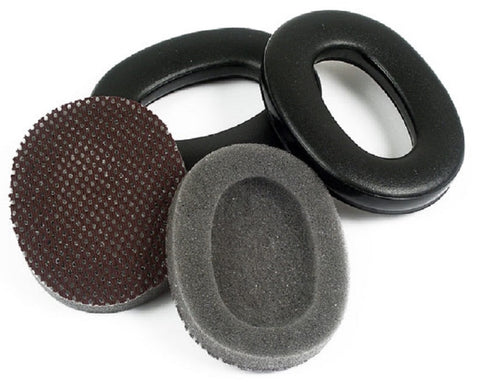 3M Peltor HY68 Replacement Ear Cushions Hygiene Kit Black