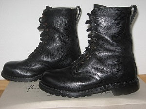 German BW-Stiefel-1983