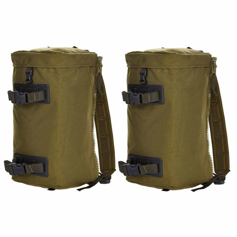 Berghaus MMPS Large Pockets II 2x 15 l Olive Front