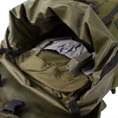 Berghaus Centurio II Backpack 45L Olive open