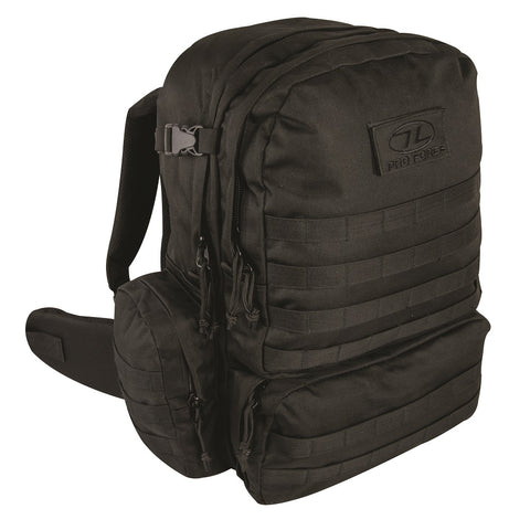 Highlander Backpack M.50 Pack Black