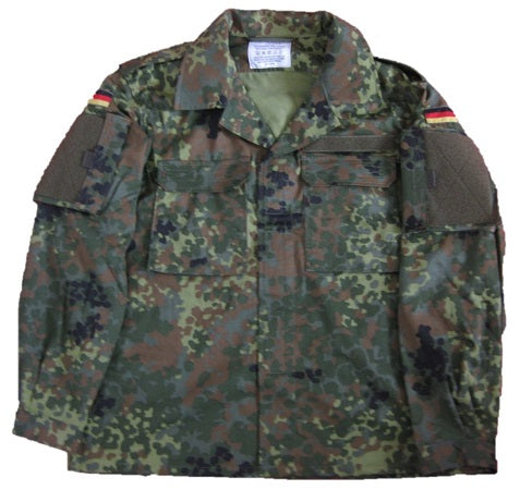 German Flecktarn Field Jacket by Amazon