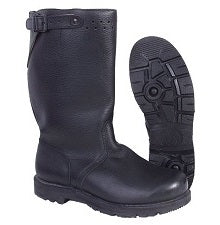 German Navi Boots