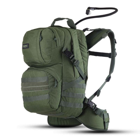 Source Patrol Pack 35L Hydration Backpack Olive
