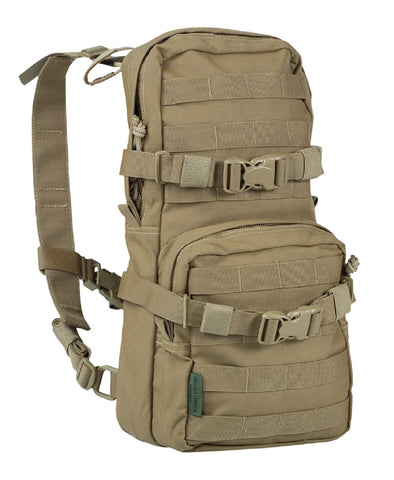 Warrior Assault Systems Backpack Cargo Pack Coyote Front