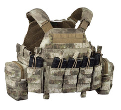 Warrior Assault System DCS Plate Carrier Bundle A TACS-AU 5.56mm