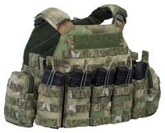 Warrior Assault System DCS Plate Carrier Bundle A TACS-FG 5.56 mm