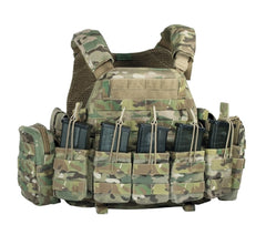 Warrior Assault System DCS Plate Carrier Bundle Multicam G36