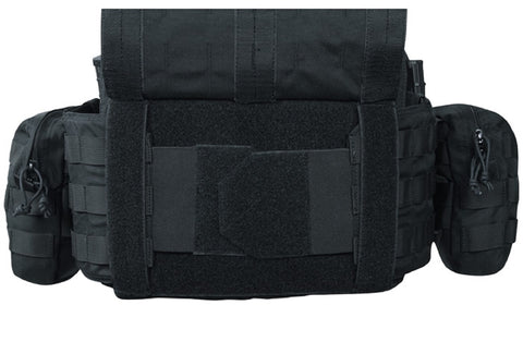 Warrior Assault System DCS Plate Carrier Back