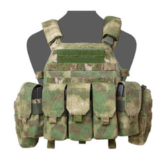 Warrior Assault System DCS Plate Carrier Bundle A TACS-FG M4