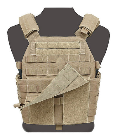 Warrior Assault System DCS Plate Carrier Front open