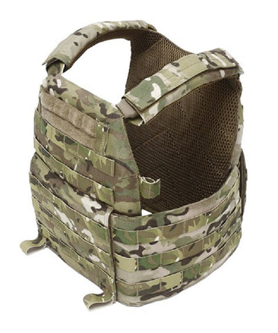 Warrior Assault System DCS Plate Carrier Multicam