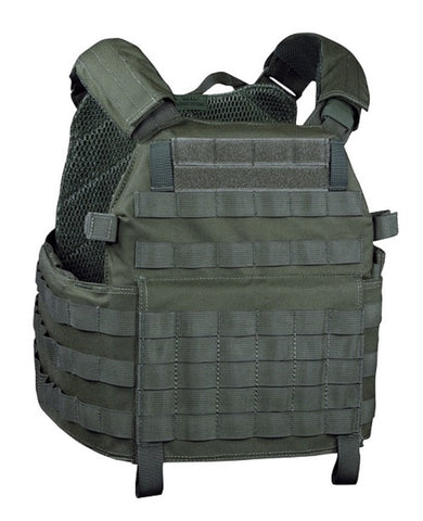 Warrior Assault System DCS Plate Carrier Olive