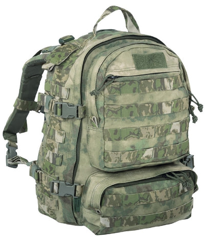 Warrior Assault Systems Pegasus Pack Backpack A-TACS FG Front