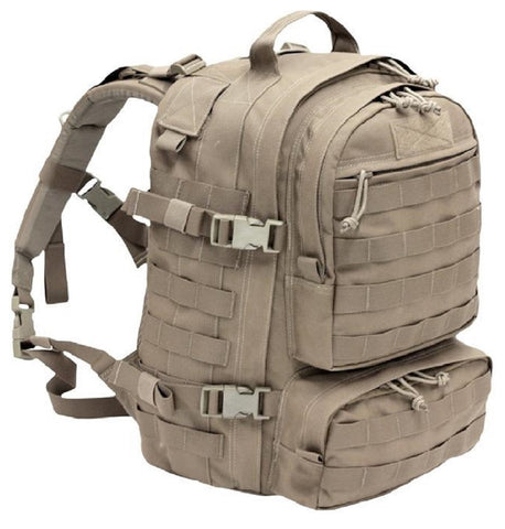 Warrior Assault Systems Pegasus Pack Backpack Coyote Front