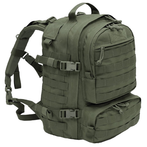 Warrior Assault Systems Pegasus Pack Backpack Olive Front