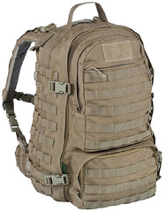 Warrior Assault Systems Predator Pack Backpack Coyote Front