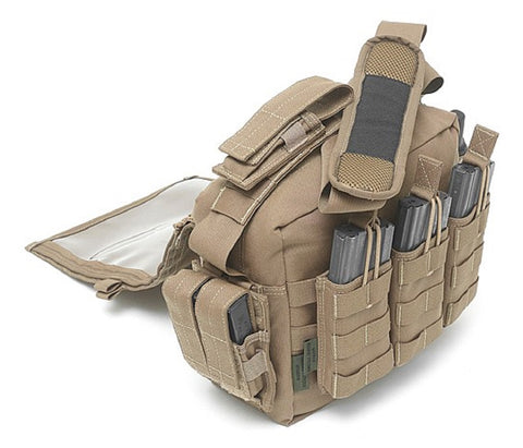 Warrior Assault Systems Grab Bag Low Profile Coyote