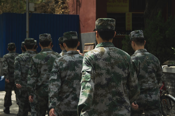 chinese soldiers type-07 universal-camo