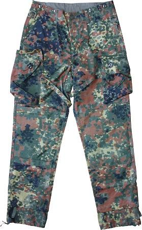 German Flecktarn BDU Trouser by Amazon