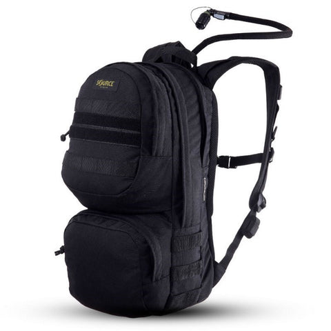 Source Tactical Commander Hydration Pack Black