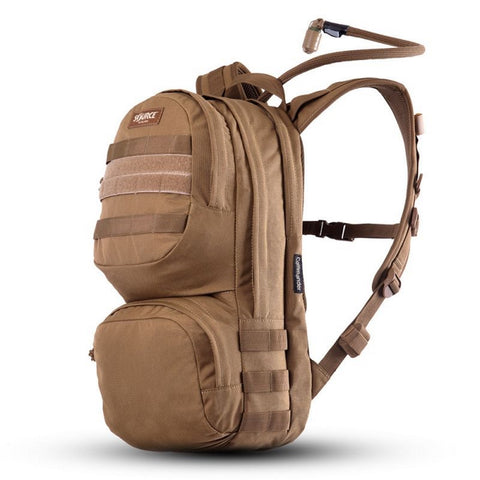 Source Tactical Commander Hydration Pack Coyote