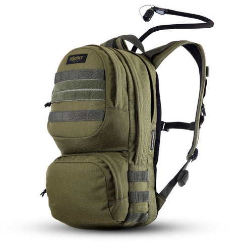 Source Tactical Commander Hydration Pack Olive
