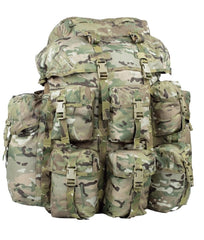 Warrior Assault Systems BMF Bergen Backpack Multicam Front