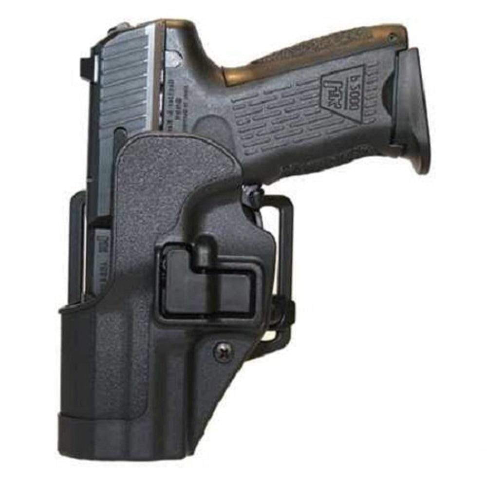 Blackhawk H&K P2000-USP-Compact CQC Holster Black - CHK-SHIELD | Outdoor Army - Tactical Gear Shop