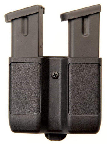 Blackhawk Polymer Single Pistol Mag Pouch Black - CHK-SHIELD | Outdoor Army - Tactical Gear Shop