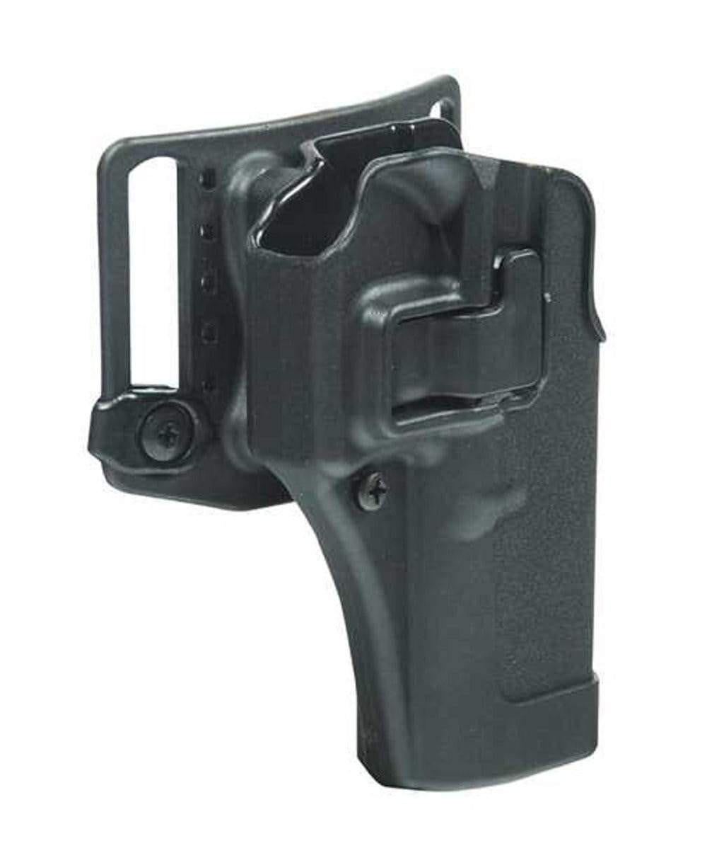 Blackhawk Ruger SR9 CQC Holster Right SR9 Black - CHK-SHIELD | Outdoor Army - Tactical Gear Shop